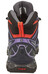 Salomon X Ultra Mid 2 GTX Hiking Shoes Women nightshade grey/deep blue/coral punch